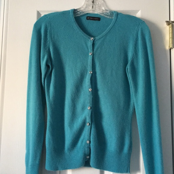 New York Company Sweaters Cardigan With Matching Shell Poshmark